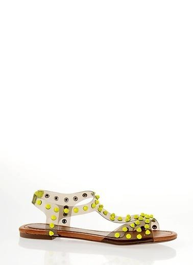 Lime&Mint Sandalet Sarı